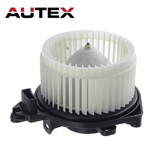 (AUTEX HVAC Blower Motor Assembly Compatible with Toyota Tacoma 2005-2015 Blower Motor Air Conditioner 700188 8710304040)