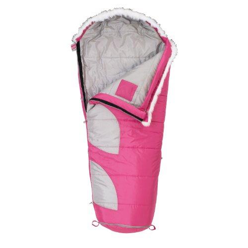 Kelty Big Dipper 30 Degree Synthetic Girls Short Sleeping Bag, Outdoor Stuffs