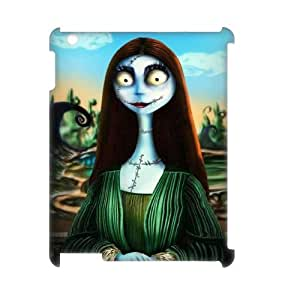 QWSPY Nightmare Phone 3D Case For IPad 2,3,4 [Pattern-4]