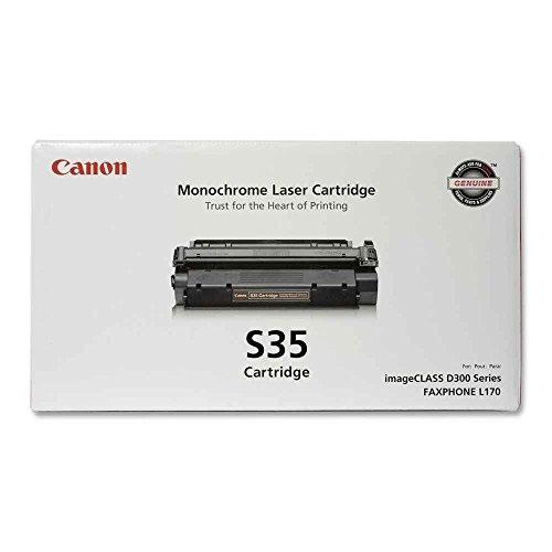 Canon Original S35 Toner Cartridge - Black