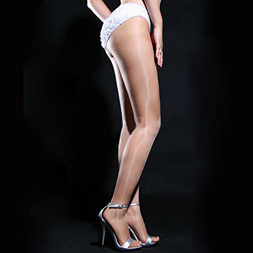 74b8bcc65 1 DDLIN Sexy Glitter Shimmer Control Top Pantyhose Shiny Silky Sheer Glossy  Tights