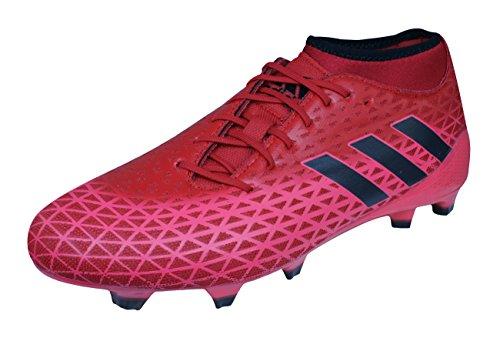 Adidas Adizero Malice Fg Mens Scarpe Da Rugby Rosso