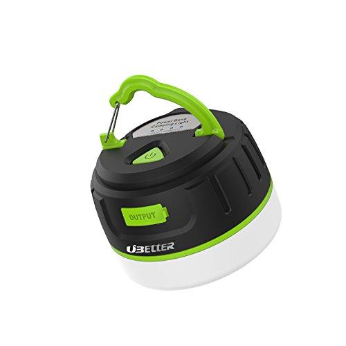 UBEttER Rechargeable Portable Waterproof Emergencies product image