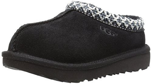 UGG Kids K Tasman II Moccasin,Black,6 M US Big Kid -