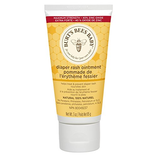 Burt's Bees Baby Bee 100% Natural Diaper Rash Ointment, 3 Ounces