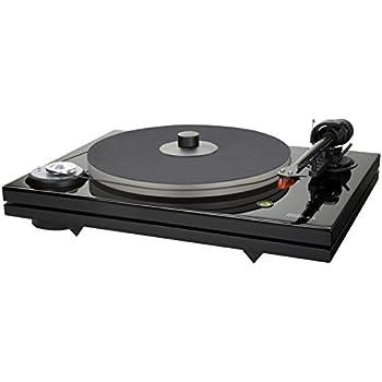 Music Hall MMF-7.3 2-Speed Audiophile Turntable With Ortofon 2M Bronze Cartridge