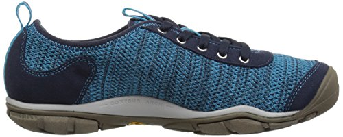 Blue Vivid W Hush Blue Shoe Hiking Women's KEEN Knit Dress 6OSzqBpcw