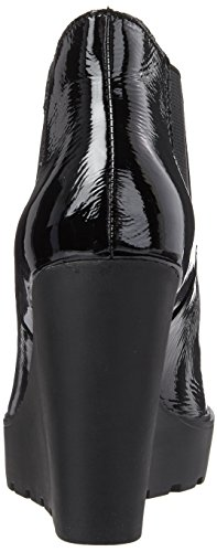 Patent Crinkle Klein Femme Bottes Calvin Sydney qx48Awnt