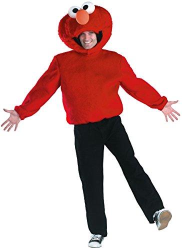 Elmo Adult Costume - X-Large