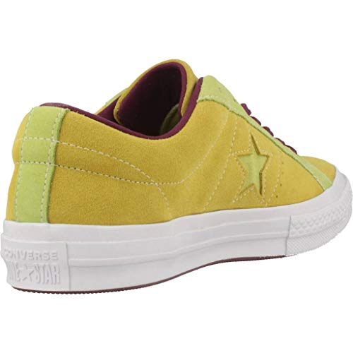 Lifestyle Ox sharp Zapatillas Green Star 301 Multicolor apple One Unisex Adulto Converse Green dUtqxHwFd