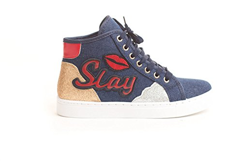 - Soho Shoes New Women's Lace up Casual High Top Slay Casual Sneaker Shoes