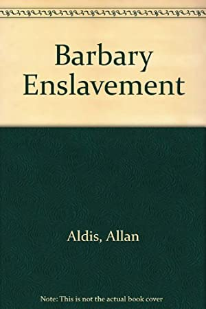 book cover of Barbary Enslavement