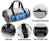 MIER Waterproof Duffel Bag Airtight Dry Bag for