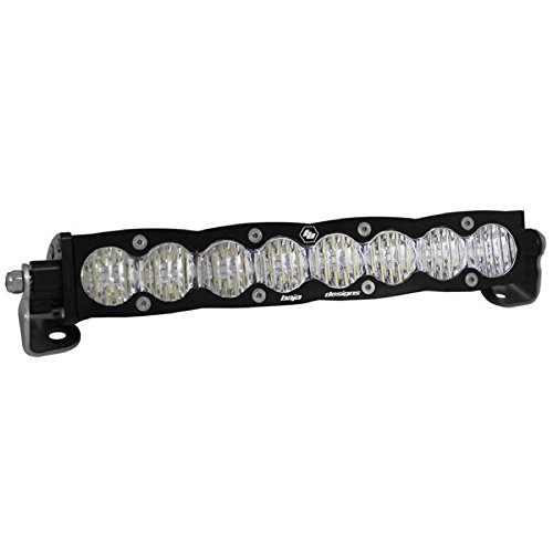 Baja Designs S8 ATV 10' LED Light Bar Wide Driving Pattern by Baja Designs