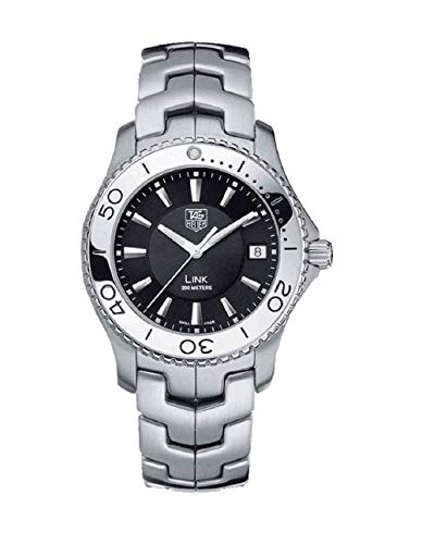 TAG Heuer Men's WJ1110.BA0570 Link Quartz Stainless Steel Watch