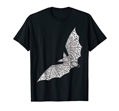 (Bat - Color Your Own Colorific Tees Design)