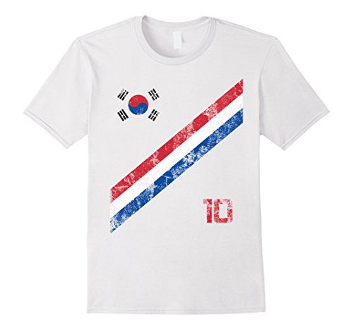 SOUTH KOREA SOCCER JERSEY SHIRT MEN WOMEN KID SIZES (Flag World 2006 T-shirt Cup)