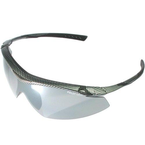 POLARLENS SERIES KP7-02 Sportbrille / Sonnenbrille / Skibrille mit Microfasertasche + Pflege-Set !