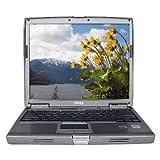 """Dell Latitude D610 Pentium M 1.73GHz 512MB 40GB CDRW/DVD 14.1"""" Ubuntu Linux"""