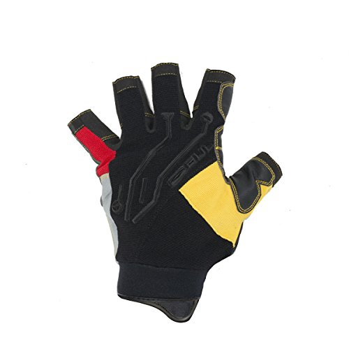 Gul Junior EVO2 Summer Sailing Gloves 2017 - Half Finger