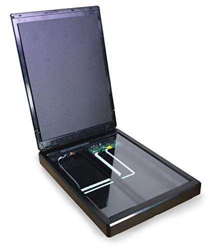 Avision BF-1606B FB10 A4 colore: Nero 1200 x 1200 dpi sensore CIS Scanner a superficie piana