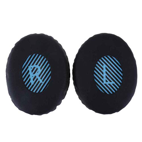 Loria Anti Dust Ear Pads Sponge Earshield Cushions Headphone Cover Headset Earcaps for Bose OE2 OE2i SoundTrue