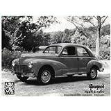 PLAQUE METAL 20X15cm PUB PEUGEOT 203 DE 1948 A 1960