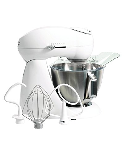 Eclectics Stand Mixer in Sugar White