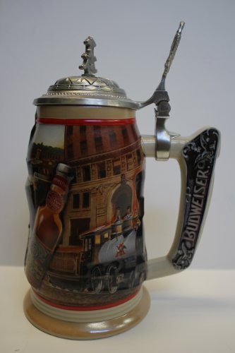 1999 Anheuser-Busch Collector's Club Set with Stein ()