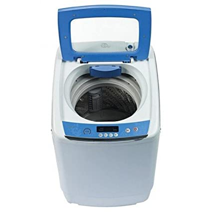 Small Compact Portable Apartment Washing Machine Fully Automatic 6.6 ...