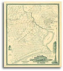 Spindletop: Jefferson Co., Beaumont and Sour Lake Oil Fields - Stores Beaumont