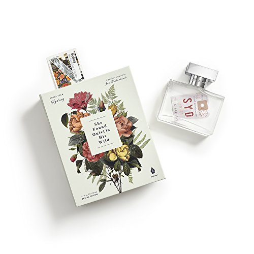 (Fictions Perfume Spray for Women - Sydney. She Found Quiet in His Wild - Fresh Feminine Scent - Fruity Floral Fragrance with Gift Box - 1.7 oz 50 ml)