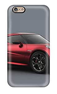 Tpu Shockproof/dirt-proof Alfa Romeo 4c 21 Cover Case For Iphone(6)