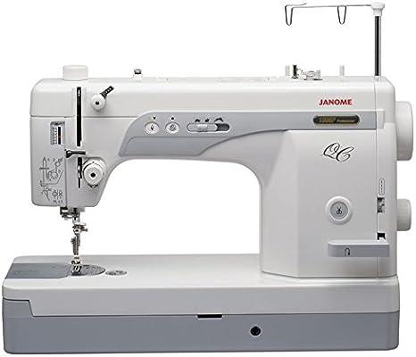 Janome Máquina de coser 1600p-qc – Garantía 5 años: Amazon.es: Hogar