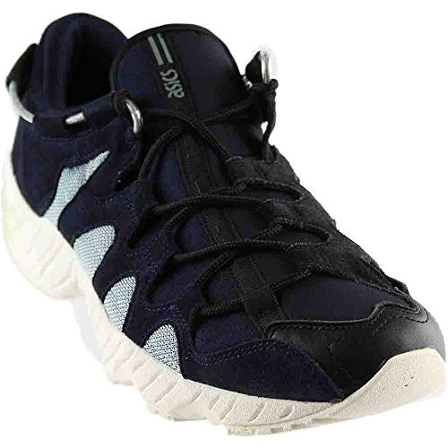 (ASICS Gel Mai Mens (Submariner- Highs and Lows Colab) in Navy/Black, 12)