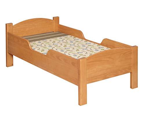 Little Oak Colorado Bed - Little Colorado 088HONC Toddler Bed-Honey Oak