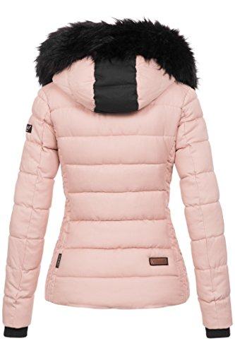 d'hiver veste Parka B391 matelass d'hiver Marikoo qI74w81