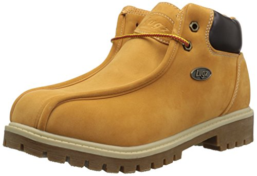 Lugz Men's Pathway 5 Fashion Boot, Golden Wheat/bark/Cream/Gum, 9 M US