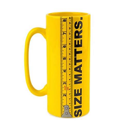 BigMouth Inc, Coffee Mug Size Matters