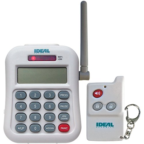 Ideal Security Inc. SK618 Alarm Center and Telephone - Alarm Center
