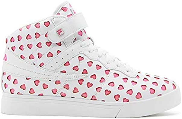 Fila Kids Vulc 13 Big Hearts Shoes