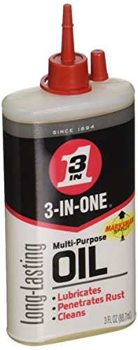 3 One Multi Purpose Oil Pack