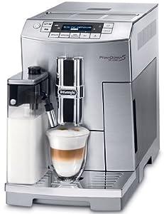 DeLonghi One Touch ECAM 26.455.M Kaffee-Vollautomat PrimaDonna S De Luxe (1.8...