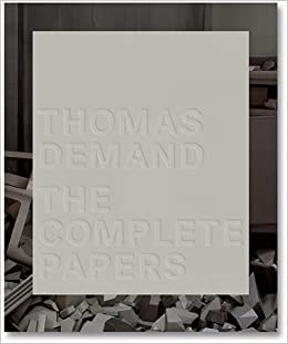 The Complete Papers: Amazon.de: Thomas Demand ...