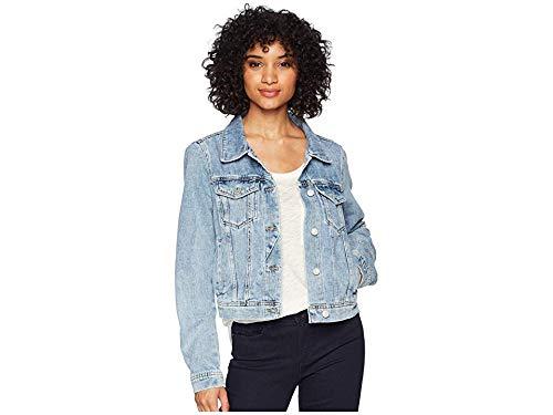 Free People Rumors Denim Jacket Indigo Blue XS (Women