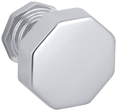 Kohler Cabinet Knobs - KOHLER K-13126-CP Pinstripe Knob, Polished Chrome