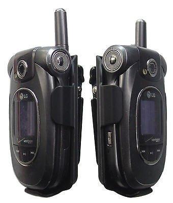 LG vx-8300 vx8300 Holster 8300 Face Cover Belt clip Case Mobile cell flip flipper cellular mobile hand held smart phone holder