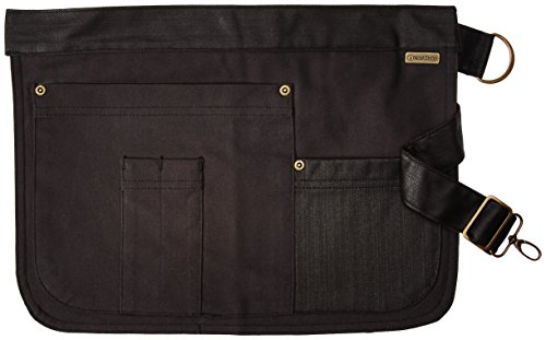 Chef Works Mens Indy Hipster Apron, Steel Gray, One Size by Chef Works