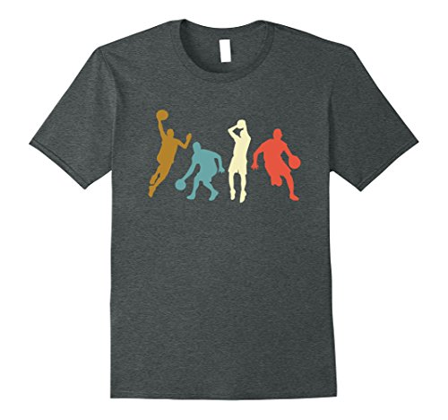 Retro Basketball T-Shirts - 6