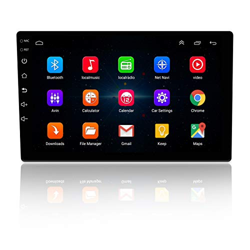 Lexxson 10.1inch Android 6.0 Car Radio 1024×600 GPS Navigation Bluetooth USB Player 1G DDR3 + 16G NAND Memory Flash CKDA10